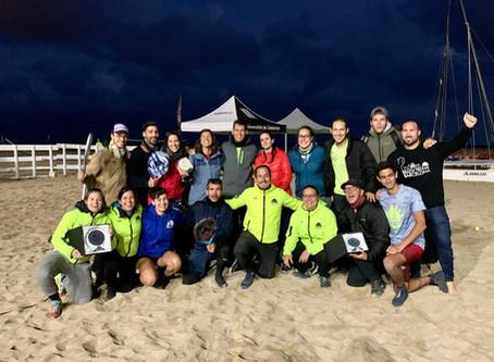 El Club Beach Tennis Barcelona, Campió de Catalunya de tennis platja per equips 2019