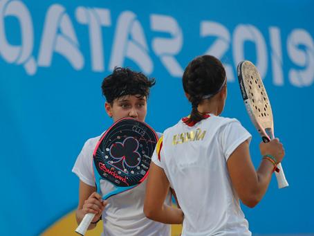 """Eva Fernández participa en los """"ANOC World Beach Games"""" de Doha"""