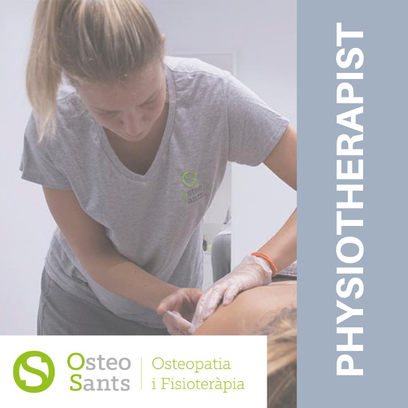 Physiotherapist service!