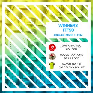 ITF 0€ Prizes