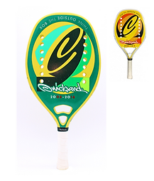 Beach Tennis Racket Spash