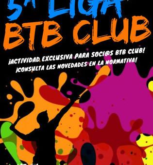 ¡Ya la tenemos aquí! 5ª Liga BTB Club