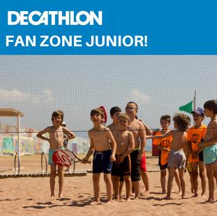 Fan Zone Junior #BeachtennisBCN6500