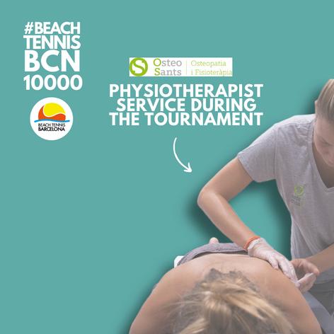 Physiotherapist service!