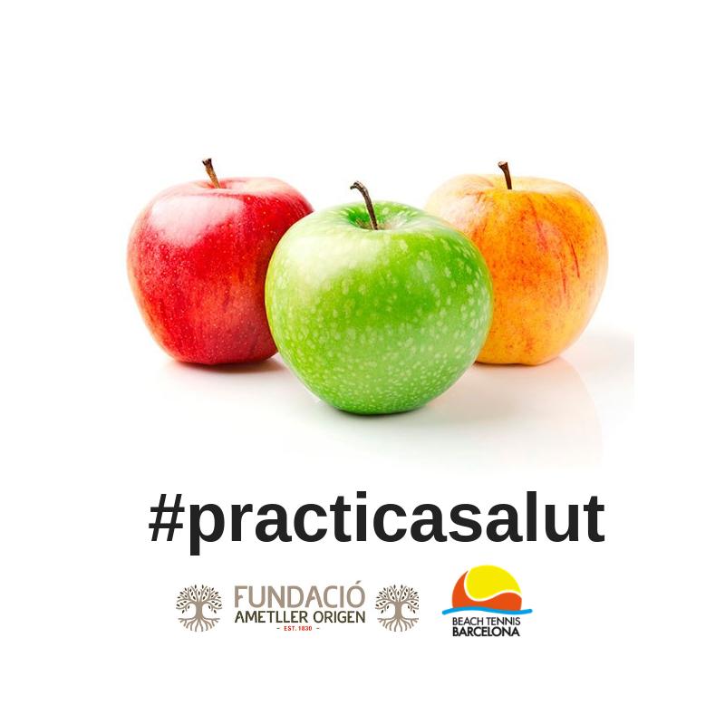 #practicasalut with Fundació Ametller