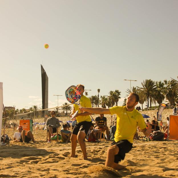 Final video of the #beachtennisBCN6500!