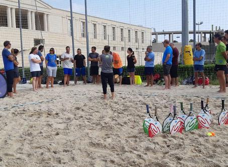 Alba Gamell imparte el Taller para Coordinadores/as del Pla Català de l'Esport a l'Escola