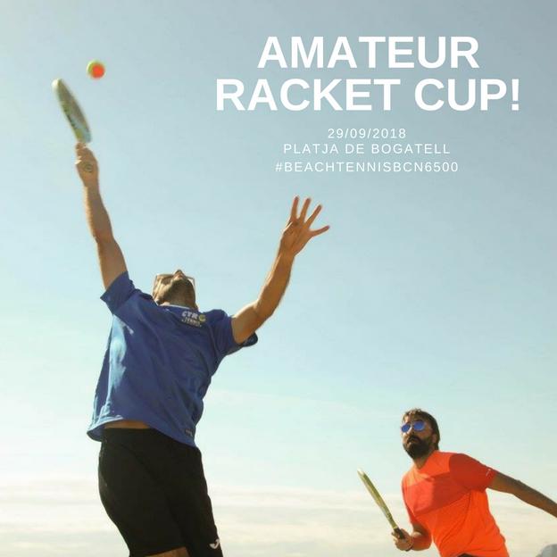 Amateur Racket Cup!