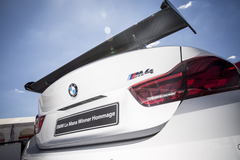 We made the hard decision to follow the BMW Racing Team Italia during their championship, bringing home the best moments.