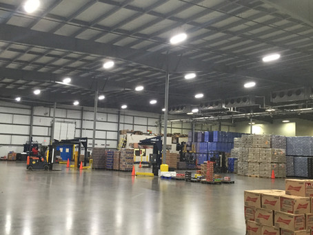 Industrial Refrigeration Systems and LED Lighting: The Benefits of Reduced Load Shedding