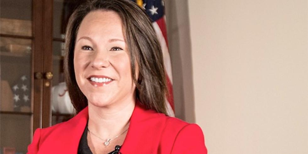 November Lunch & Learn - Representative Martha Roby