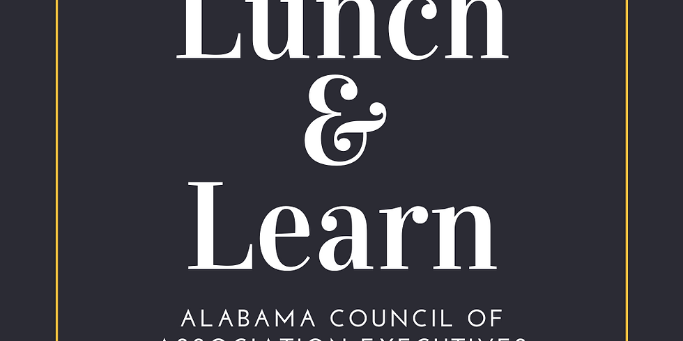 Lunch and Learn - Vaccinations and Associations