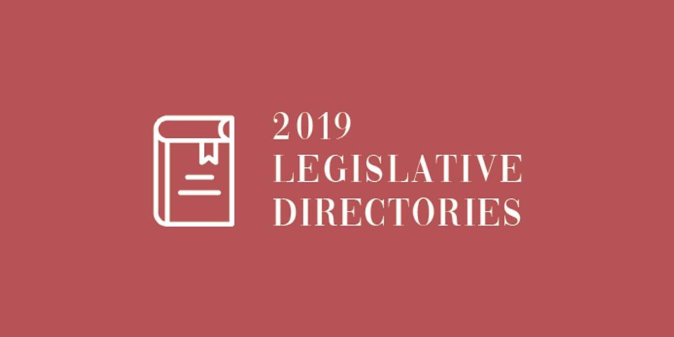 2019 Legislative Directories