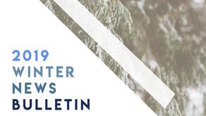 2019 Winter News Bulletin