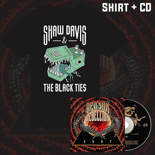 CD + Limited Edition Tee (Bundle)