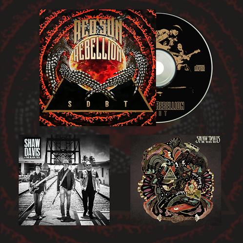 The Trifecta (3 CD bundle)
