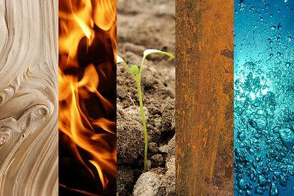 אבחון חמשת האלמנטים