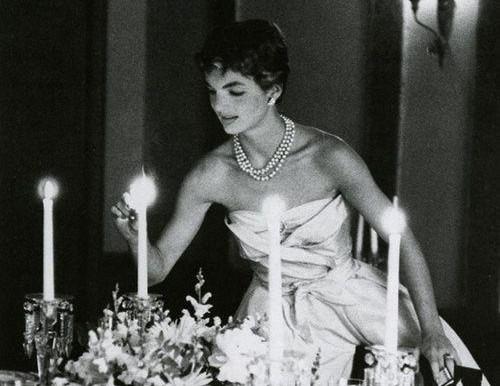 Jackie Kennedy y la sofisticación de La Casa Blanca