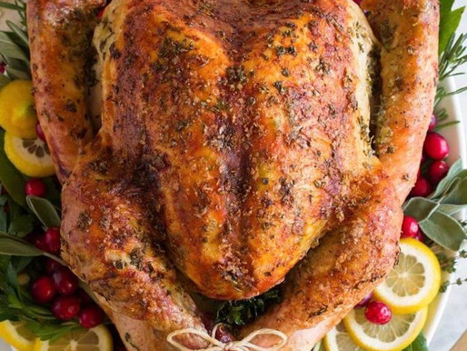 Mis 4  tips para lograr una velada de Thanksgiving inolvidable.