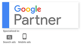 Google Partner - Search Ads, Mobile Ads