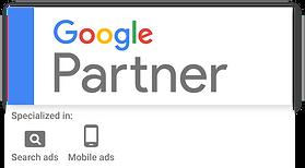 Google Partner - Search Ads, Mobile Ads