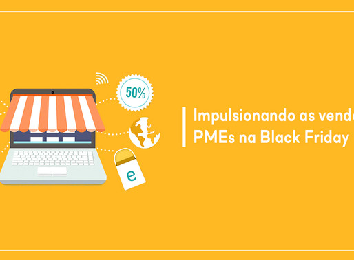 Impulsionando as vendas de PMEs na Black Friday