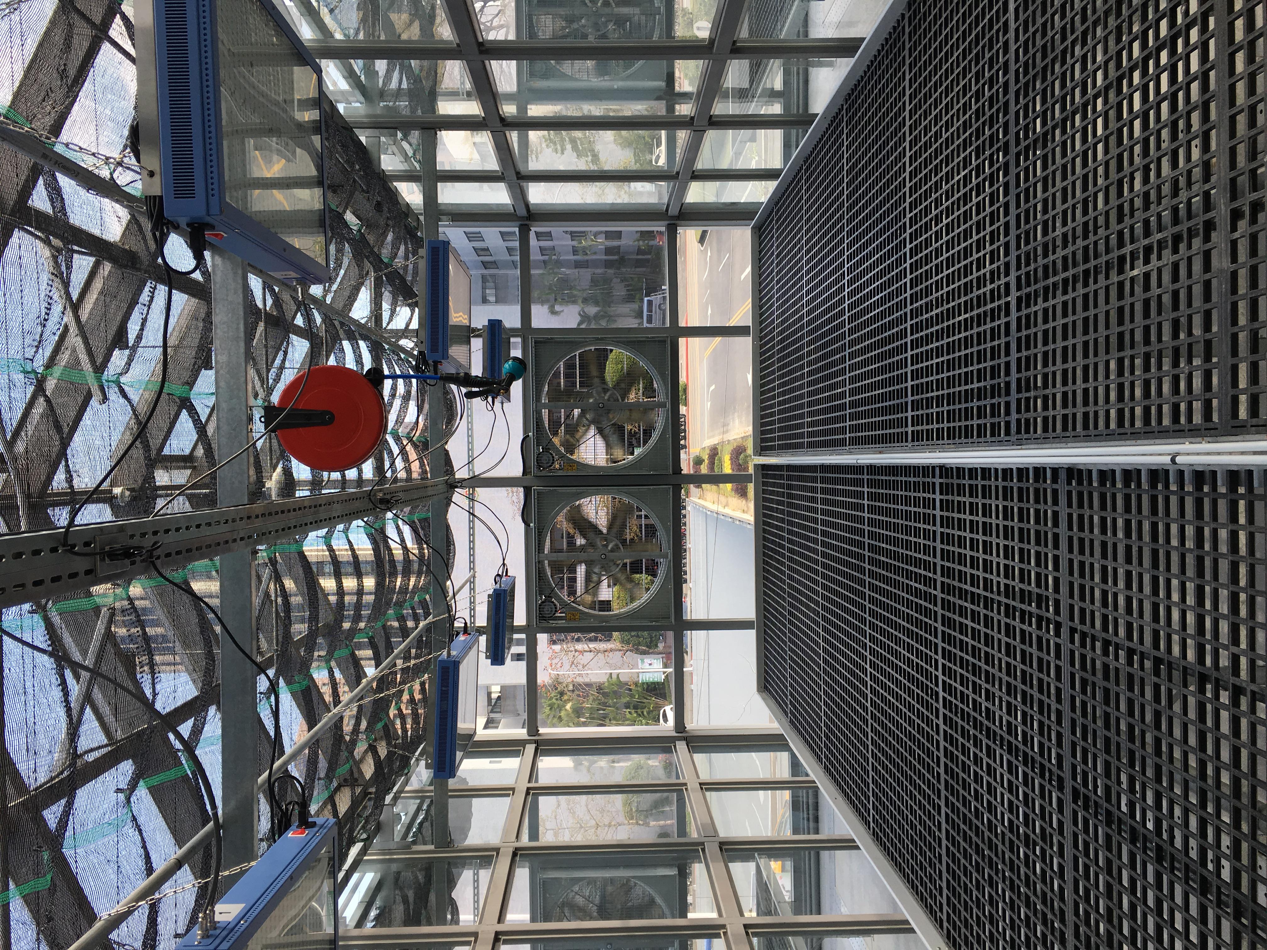 溫室設備概況 (2)