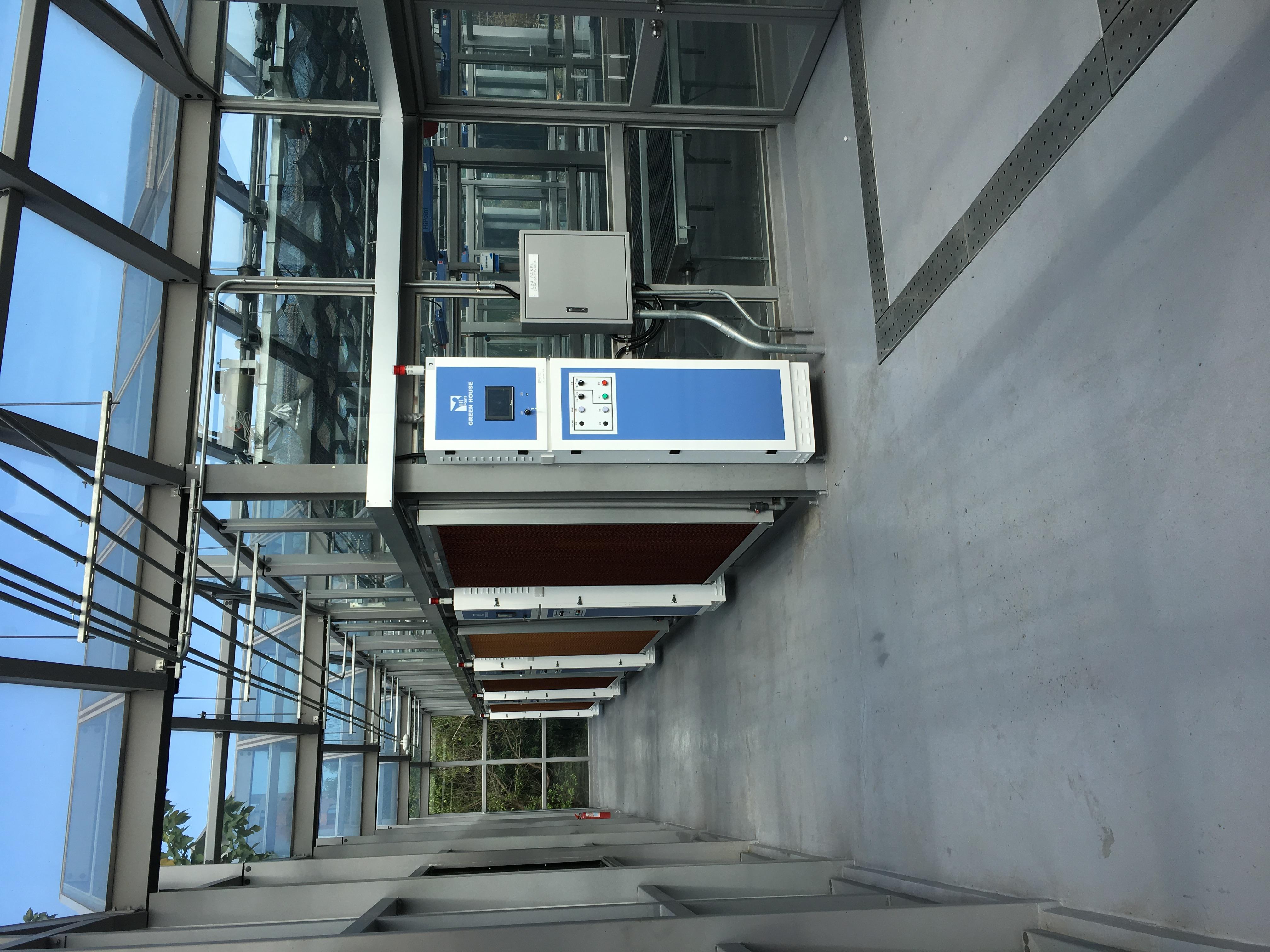 溫室設備概況 (1)