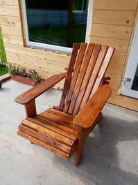 "Садовое кресло ""Adirondack"""