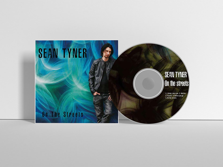 Sean Tyner Album On The Streets Cover