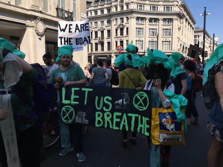 Opinion: Extinction Rebellion must use their privilege for true climate justice