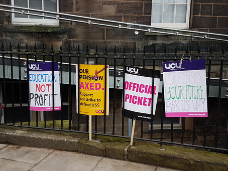 Support the UCU Strikes