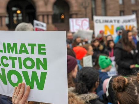 From COVID-19 to the Climate Crisis: Collective Community Action Will Lead the Way