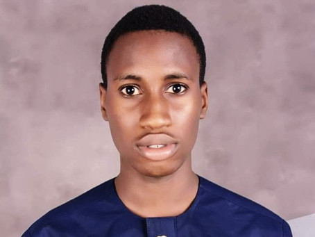 FEATURED: Youth Voices on climate justice: Borokinni, 19, Nigeria