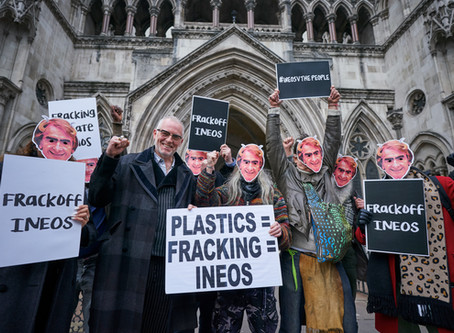 Talk Fracking Wins Judicial Review Against The Government Over Legality Of Planning Policy