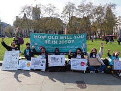 Frack This: The Silent Protest 2019
