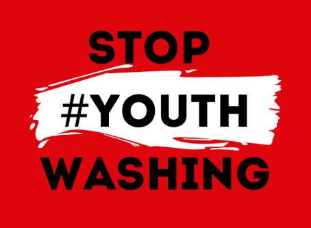 #youthwashing: the fossil fuel industries latest marketing tool