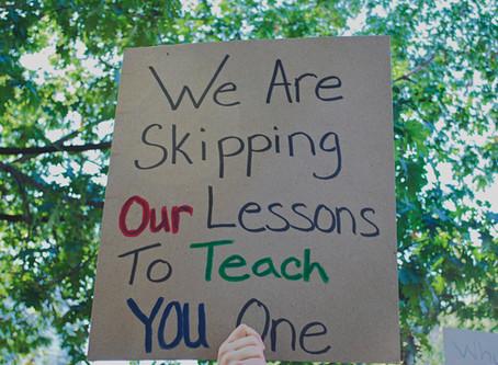 Climate Education and Teach The Future