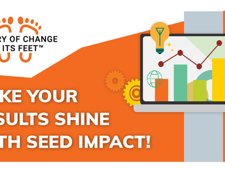 MAKE YOUR RESULTS SHINE WITH SEED IMPACT!