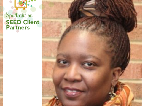 We celebrate our client-partner Dianne Mack and her inspiring leadership!