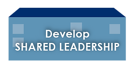 Develop SHARED LEADERSHIP