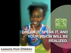 Child With A Vision