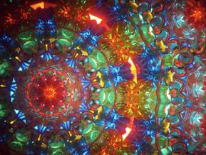 Beauty Abounds Kaleidoscope