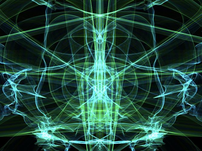 Imagination Silk Screen