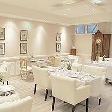 salle à manger conviviale résidence sénior paris 17ème