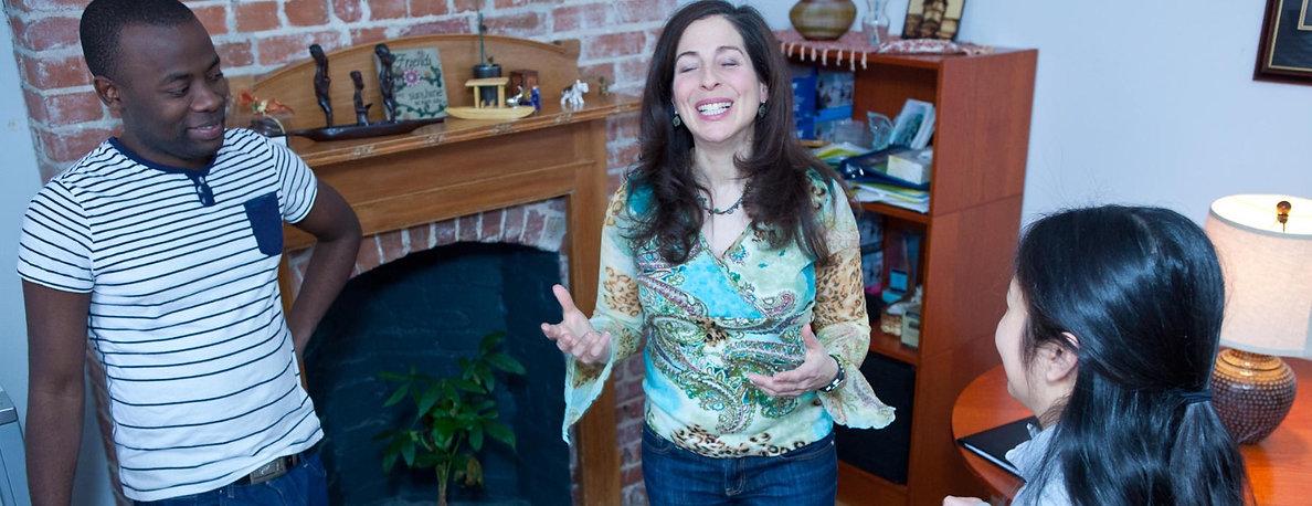 Elissa Bernstein | Dialect Coaching | Sauvé Foundation