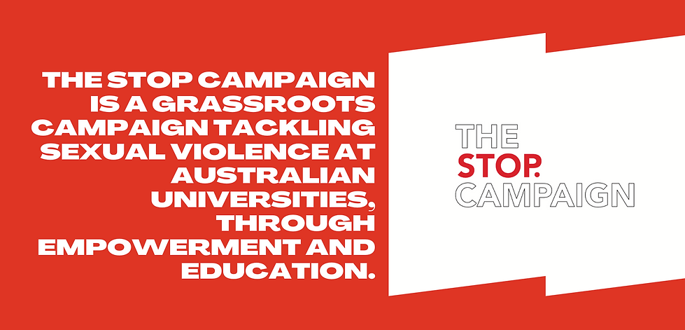 The STOP Campaign is a grassroots Campai