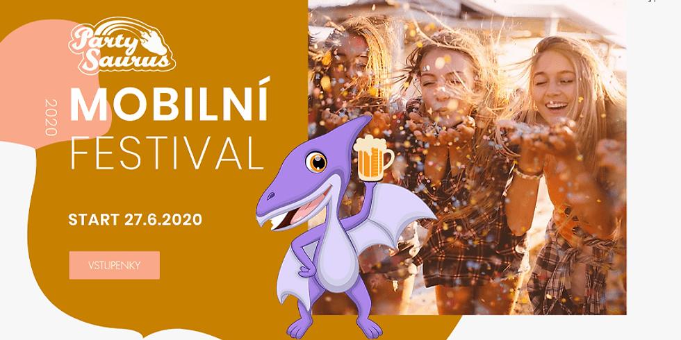 Neobsazeno - K PRODEJI! || Mobilní rodinný festival Party Saurus