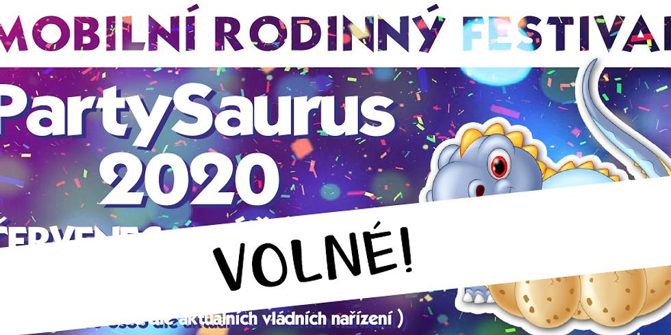 01 || Mobilní rodinný festival PartySaurus