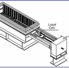 Large-scale pullout test apparatus